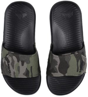 Quiksilver Badesandaler - Bright Coast - Camouflage