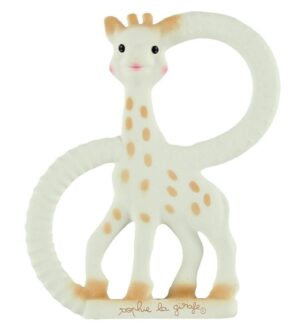 Sophie la Girafe Bidering - So Pure Soft