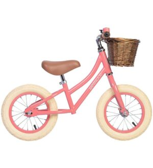 Banwood Løbecykel - First Go! - Coral