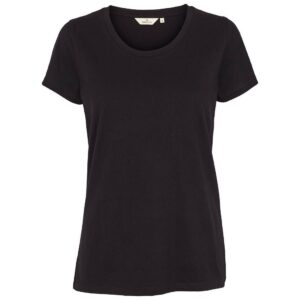 Basic Apparel t-shirt, Rebekka - Black