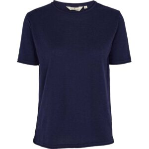 Basic apparel T-shirt, Soya - Navy