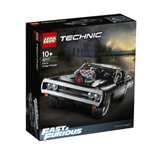 Dom's Dodge Charger - 42111 - LEGO Technic
