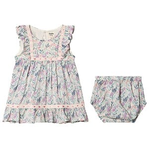 Hatley Blomst Baby Party Kjole og Bloomers 3 years