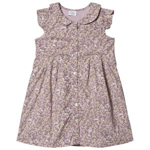 Hust&Claire Diza Kjole Violet Ice 110 cm (4-5 Years)