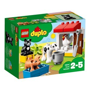 LEGO DUPLO 10870 LEGO® DUPLO® Farm Animals One Size