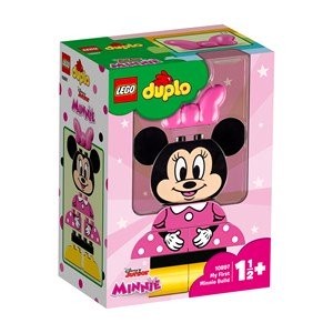 LEGO DUPLO 10897 LEGO® DUPLO® Disney™ My First Minnie Build 24+ months