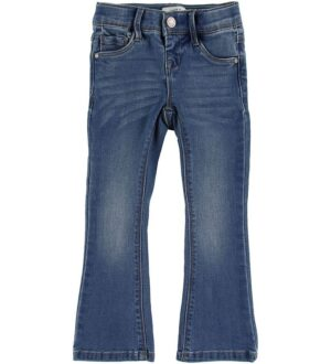 Name It Jeans - Polly Bootcut - Medium Blue Denim