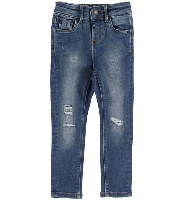 Name It Jeans - Polly - Medium Blue Denim
