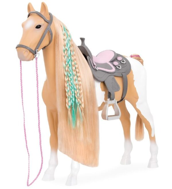 Our Generation Ridehest - 50 cm - Palomino