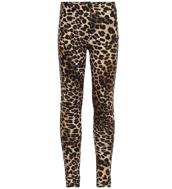 The New Leggings - Paleo - Leopard