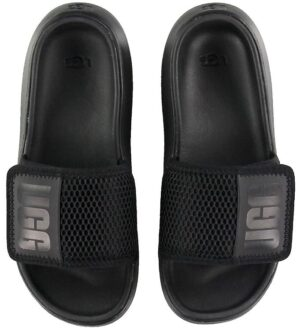 UGG Badesandaler - LA Light Slide - Sort