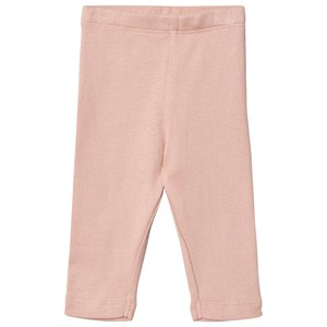 Wheat Rib Leggings Misty 92 cm (1,5-2 år)