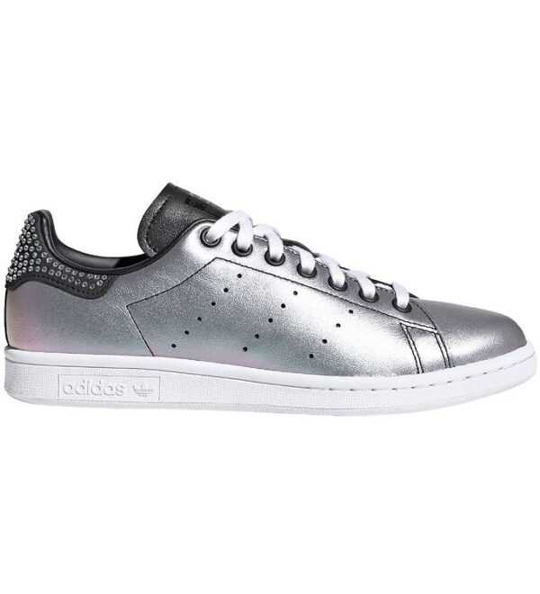 adidas Originals Sko - Stan Smith W - Lilla Metallic m. Sten