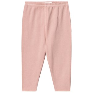 Bonpoint Bomuld Leggings Pink 3 years