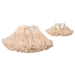 DOLLY by Le Petit Tom Petti Nederdel Cream Petite (1-3 Years)