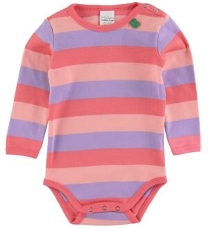 Freds World Body l/æ - Multi Stripe - Koral