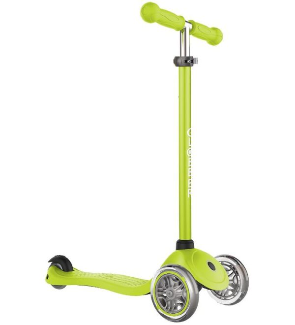 Globber Løbehjul - Primo - Lime Green