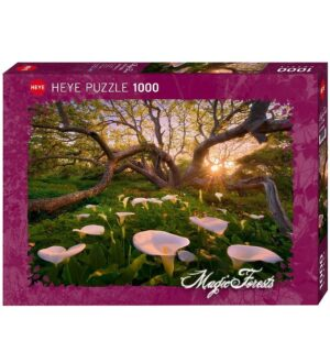 Heye Puzzle Puslespil - Calla Clearing - 1000 Brikker