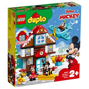 LEGO DUPLO 10889 LEGO® DUPLO® Disney™ Mickey's Vacation House 24+ months