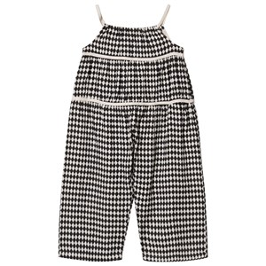 Little Creative Factory Tiny Diamond Jumpsuit Sort 6 år