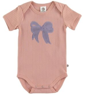 Müsli Body k/æ - Cozy Bow - Dream Blush