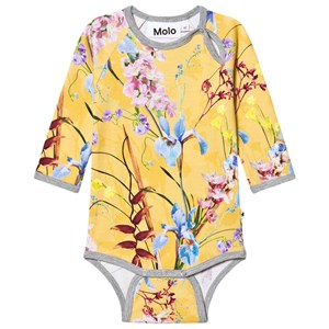 Molo Fonda Baby Body The Art of Flowers 62 cm (2-4 Months)