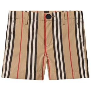 Burberry Archive Beige Icon Stripe Chino Shorts 3 years