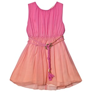 Chloé Solnedgang Kjole Pink Ombre 5 years