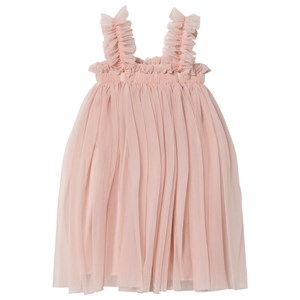 DOLLY by Le Petit Tom Tutu Beach Cover Up Kjole Pink Medium (6-8 Years)