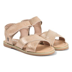 Emu Australia Rose Sandaler Rose Gold 33-34 (UK 1)