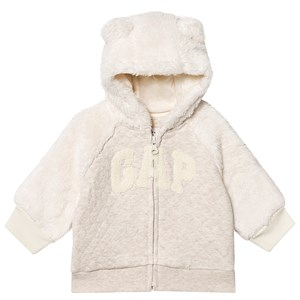 GAP Arch Quilted Hoodie 12-18 mdr