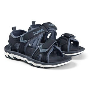 Hummel Sport Jr Sandaler Blue Nights 31 EU