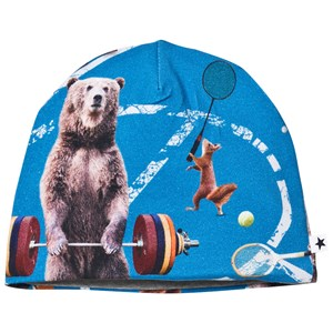 Molo Ned Hue Athletic Animals 0-6 Months