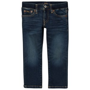 Ralph Lauren Union Wash Stretch Skinny Pull Up Jeans Blue 3 years