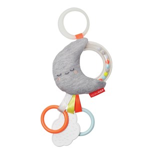 Skip Hop Rattle Moon Stroller Toy One Size