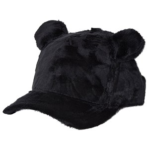 Beau Loves Teddy Bear Baseball Cap Charcoal One Size