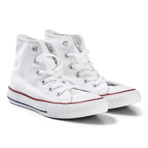 Converse White Chuck Taylor All Star High Top Trainers 23 (UK 7)
