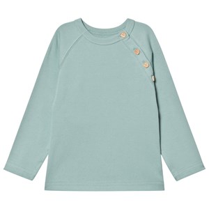 Gullkorn Design Villvette LK T-Shirt Green Sea 86 cm (1-1,5 Years)