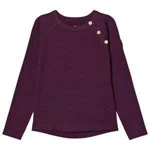 Gullkorn Design Villvette T-Shirt Deep Purple 110 cm (4-5 Years)