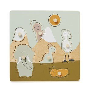 Kids Concept Knob Puzzle, NEO 12 months - 5 years