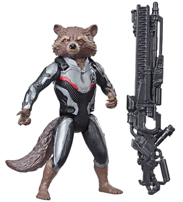 Marvel Avengers Actionfigur - 17 cm - Rocket Raccoon