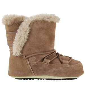 Moon Boot Begyndersko - Crib Suede - Whiskey