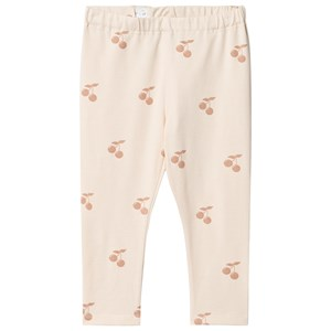 One We Like Cherries Leggings Creme de Peach 110/116 cm