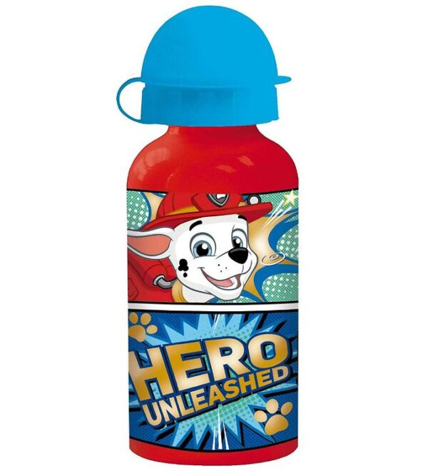 Paw Patrol Drikkedunk - 400 ml - Marshall, Rubble & Chase