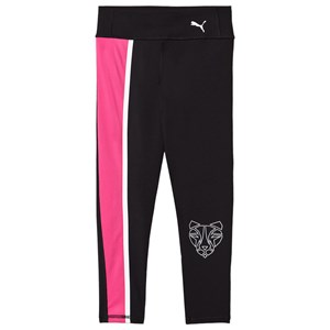 Puma Runtrain Branded Leggings 7-8 years