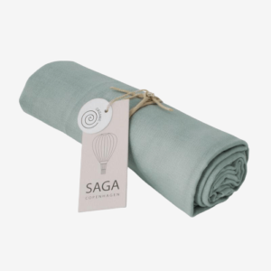 SAGA stofble - Dusty green