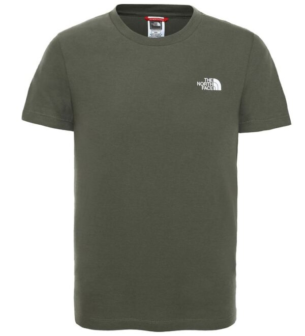 The North Face T-shirt - Dome - Grøn