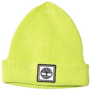 Timberland Timberland Tree Logo Knit Hat Lime 52cm (3-6 years)