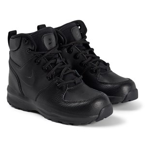 NIKE Black Manoa Hi-Tops 28.5 (UK 11)