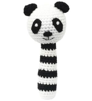 NatureZoo Rangle - Sir Panda - Sort/Hvid